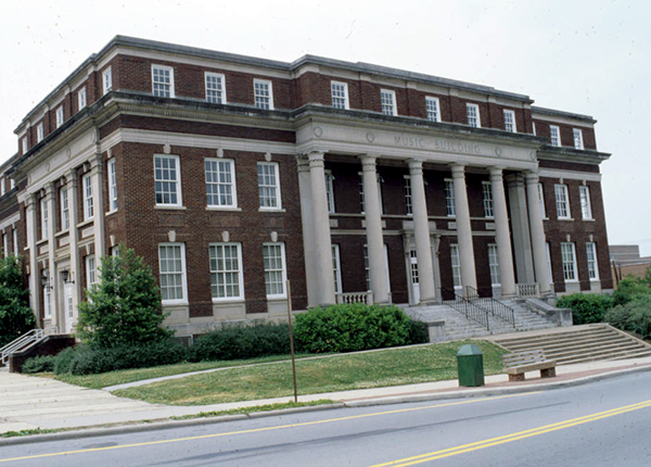 Brown Music Building