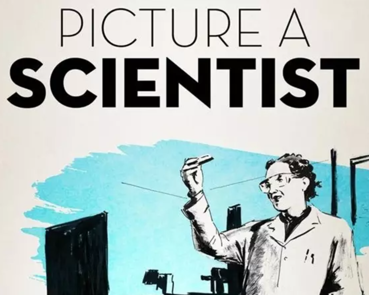 Image with text Picture a Scientist