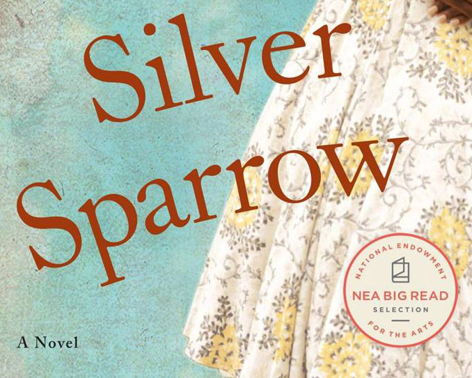 Book cover of Silver Sparrow