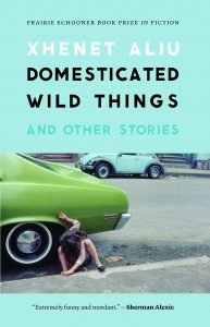 Book cover of Domesticated Wild Things