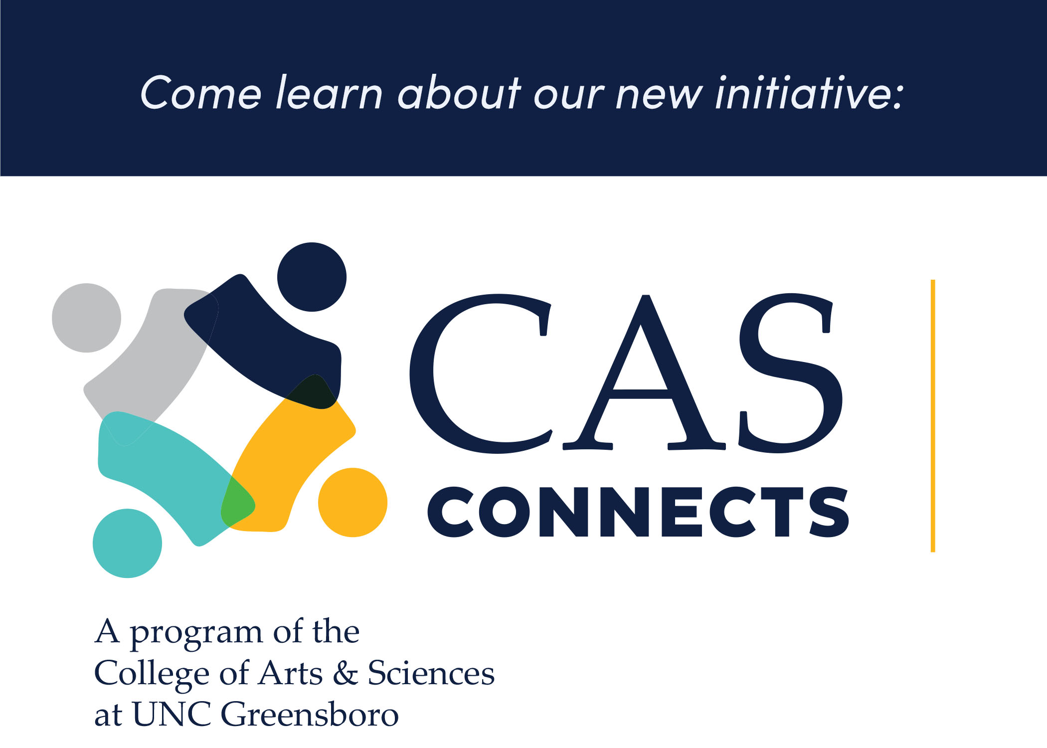 Logo for CAS Connects
