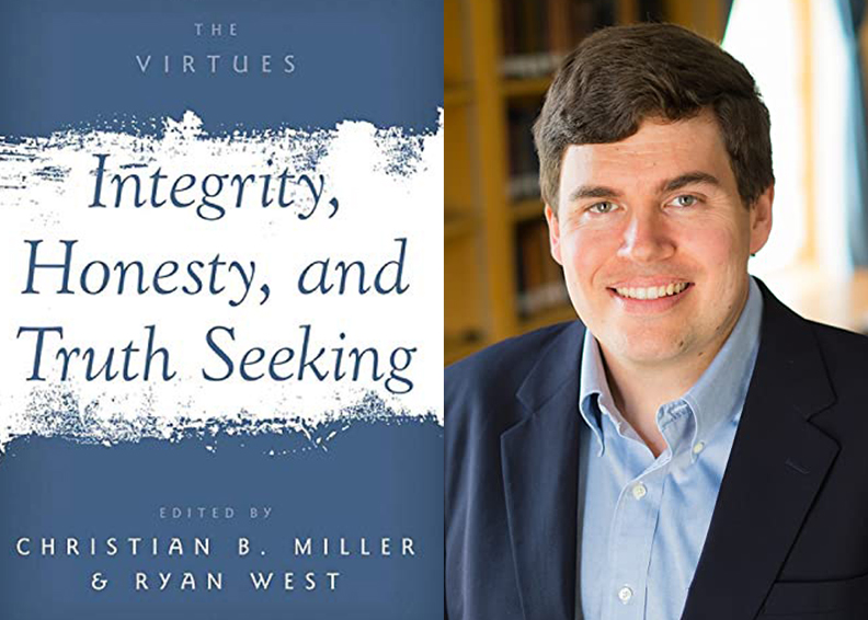 Integrity, Honesty, and Truth Seeking book cover and headshot