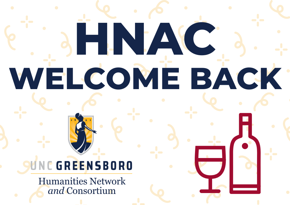 HNAC Welcome Back event